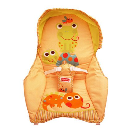Fisher Price Newborn To Toddler Rocker - Lizzards - Replacement Pad by Fisher-Price