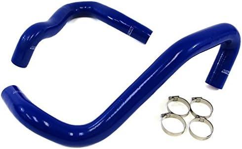HPS 57-1329-BLUE-1 ブルー シリコン ラジエーター クーラント ホースキット