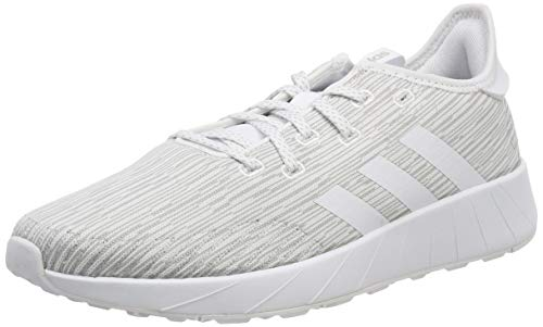 adidas Damen Questar X BYD Gymnastikschuhe, Weiß (Ftwr White//Grey Two F17)