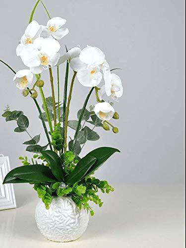 SCLOTHS Flores Artificiales Muebles Decoración Establecido ...