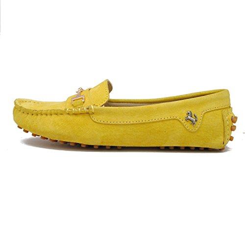 Minitoo - alpargatas mujer amarillo