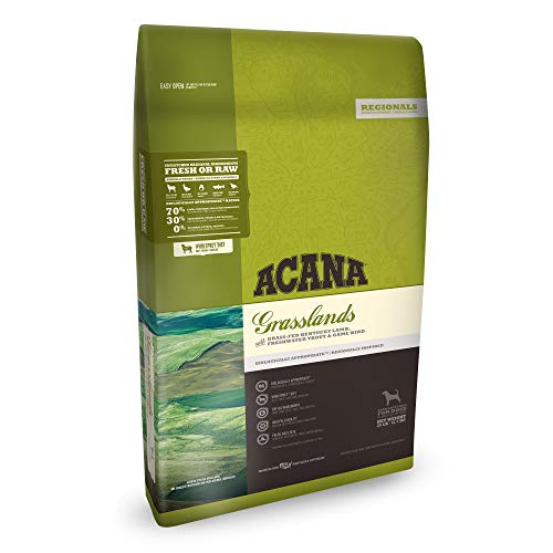 ACANA Regionals Dry Dog Food, Grasslands, Biologically Appropriate & Grain Free