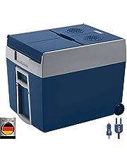 Mobicool 9105302940 W48 AC/DC Elektrische Koelbox met Wieltjes, Blauw, 48 Liter