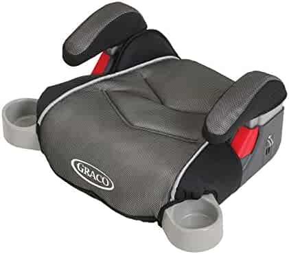 Graco Backless TurboBooster Car Seat, Galaxy