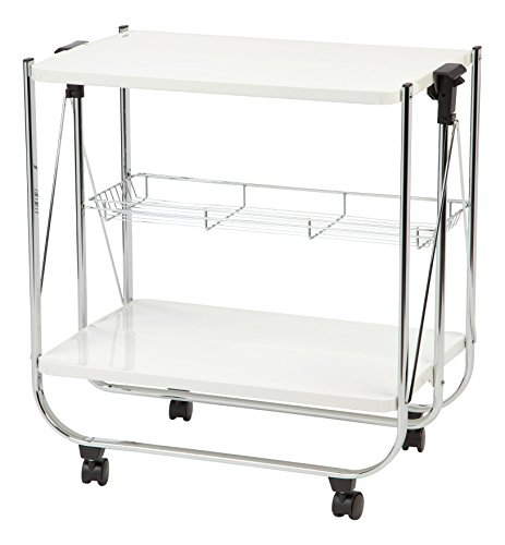 IRIS Foldable Serving Cart, ()