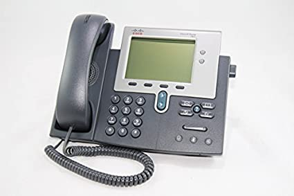 Cisco 7941 Series Unified VOIP IP Phone - CP-7941G-GE - (Call