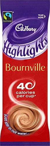Cadbury Highlights Bournville Fairtrade (11g) - Pack of 6