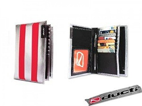 ducti-hybrid-checkbook-cover-wallet-red-stripe