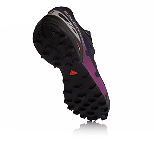 GTX Nocturne Speedcross 4 Blue Trail Femme Salomon W Chaussures Navy de g1tqnpWS