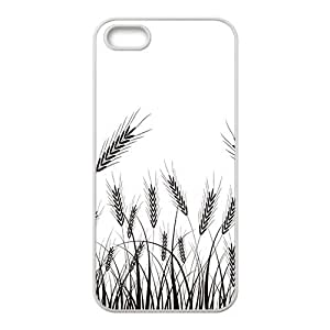 The Wheat Hight Quality Plastic Case for Iphone 5s by Maris's Diary