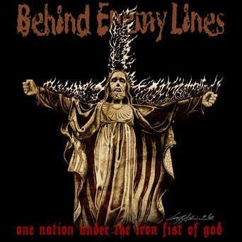 1859572f7ebd2 Behind Enemy Lines - One Nation Under the Iron Fist of God - Amazon.com  Music