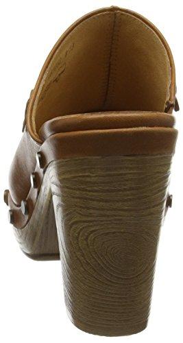 Gabor Wagstaffe - Zuecos Mujer Marrón - Braun (24 goucho)