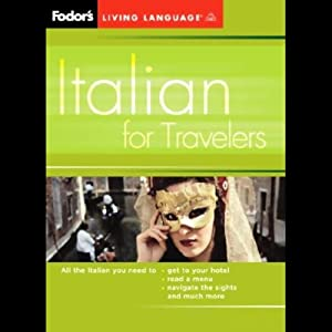 Fodor's Italian for Travelers Audiobook