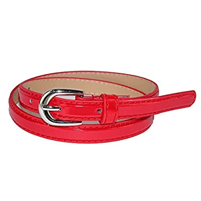 CTM Kid's Skinny Dress Belt