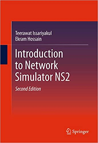Introduction to Network Simulator NS2, Teerawat Issariyakul