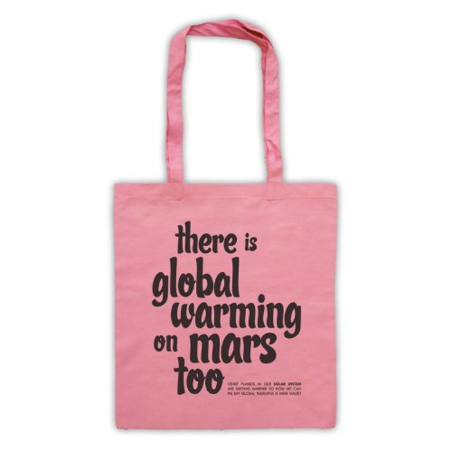 troppo Bag On Tote Protest Pink riscaldamento Mars Esiste globale qIOBHwWZ