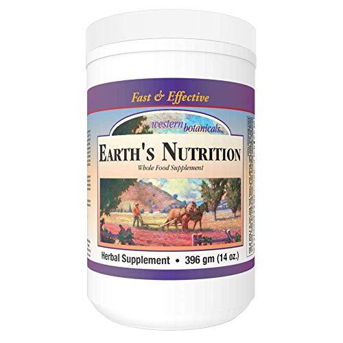 Western Botanicals Earth's Nutrition Dry Formula, 14 Ounces