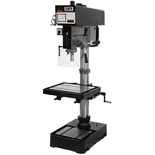 JET J-2221VS 20-inch Variable Speed Drill Press 2HP, 115/230V, ()