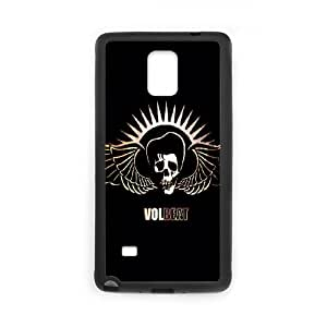 Volbeat Samsung Galaxy Note 4 Cell Phone Case Black JN752376