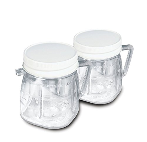 1 2 cup spice jars - 1