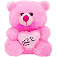 Teddy Soft Toys Bear,12 Inch ( Pink)