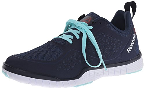 0 White Indigo Reebok Blue 3 Z Shoe Cool Training Women's Faux Lux Club Breeze Quick HwqRCgwx