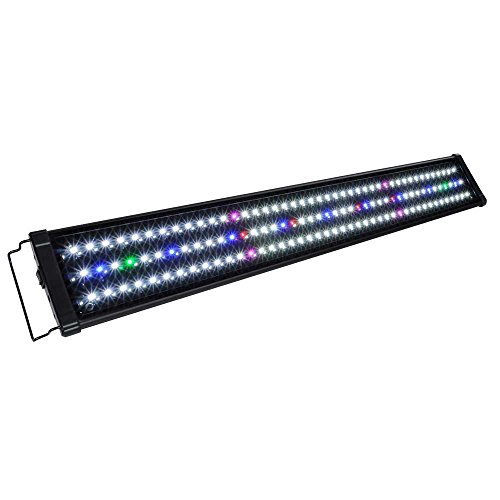 Koval Inc 129 LED Aquarium Light With Extendable Brackets