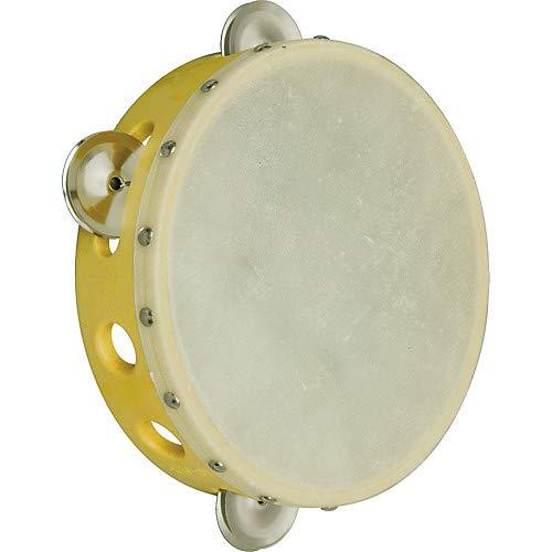 Plastic Rim Tambourine Pack of 3