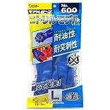 エステー モデルローブ ニトリルモデル No.600 1双 【×10セット】  総数10双 (Lサイズ)