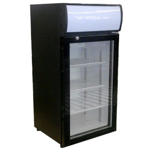3 Glass Door Refrigerator - 9