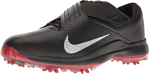 Tiger Golf Shoes - Nike TW Golf Shoes 2017 Men Black Metallic/Silver/Anthracite Wide 11