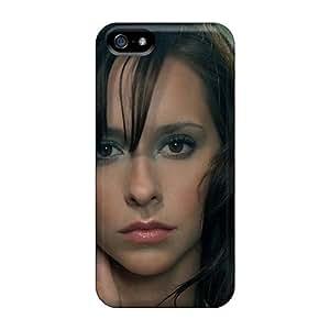 New IIf52122jknJ Jennifer Hewitt Eyes Covers Cases For Iphone 5/5s