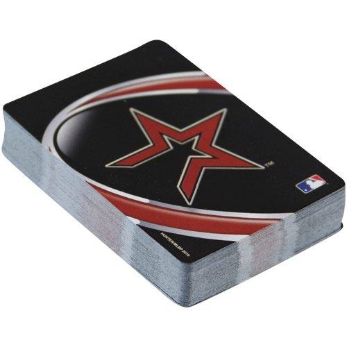 MLB Houston Astros Vortex Playing Cards