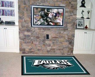 Fanmats NFL - Philadelphia Eagles 5 x 8 Rug