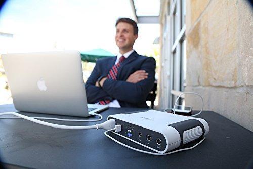 GoPlug 110V SMART Portable Power Bank