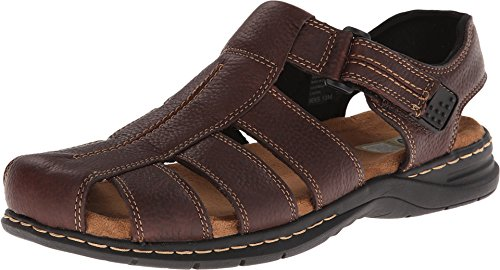 Dr. Scholl's Shoes Men's Gaston, Brown, 11 M US