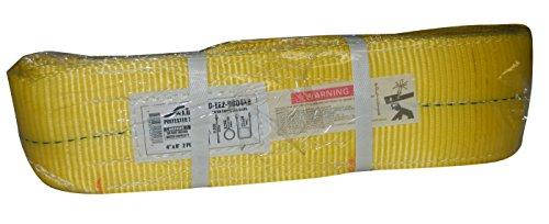 S-Line 20-ee2–9804X 10Levantamiento Sling 2-Ply, 9,15 m (30 pies)