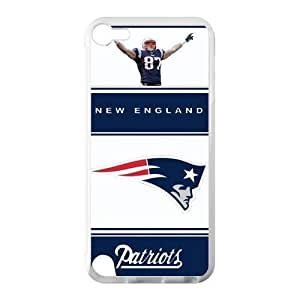 Sport New England Patriots For Ipod Touch 5 Case Cover ell Phone Cases Cover Gifts(Laster Technology)