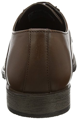 Derby Puppies Luganda Carlos Scarpe Uomo Brown Marrone Stringate Hush 1wSaxaq