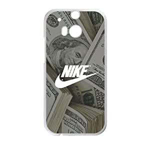 Exquisite stylish phone protection shell HTC One M8 Cell phone case for Nike Just Do It Brand Logo pattern personality design