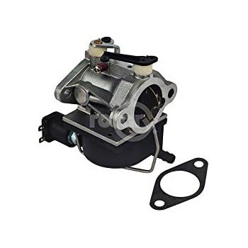 Amazon 640330 640330a Tecumseh Carburetor Includes Fuel Shut