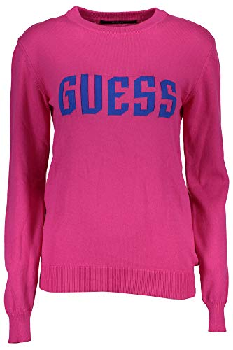 Jeans A424 W74r04z1xq0 Guess Donna Maglia Rosa OHpvzw
