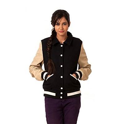 Caliber India College Varsity Jacket