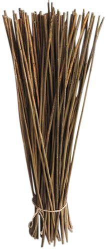 MGP Regular Brown Willow Stick Bundle 20 Pcs Bundle 72