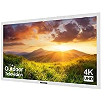 SunBriteTV Outdoor 55-Inch Signature 4K Ultra HD LED TV - SB-S-55-4K-WH White