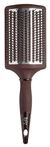 1907 Hot Paddle Straightening Brush by Fromm (NBB033) (Best Paddle Brush For Blow Drying)