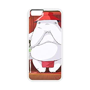 Spirited.Away. iPhone 6 Plus 5.5 Inch Cell Phone Case White GYK25734