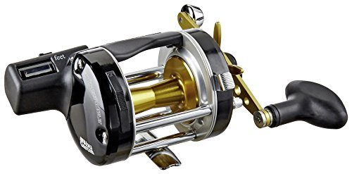 Abu Garcia Amb Baitcast Line Counter Reel, 12-Pound/240-Yard by Abu Garcia