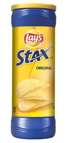 - Lay's Stax, Original, 5.75 oz