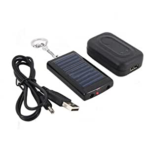 Solar Emergency 1000mAh Phone Charger
